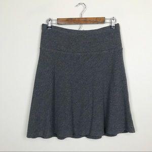 H&M Skater Skirt Grey 8